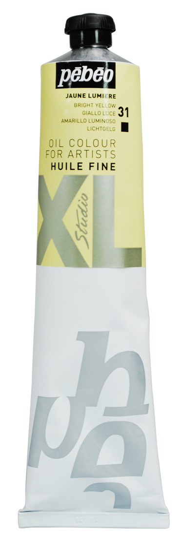 Pebeo XL Yağlı Boya  200 ml  31 Bright yellow