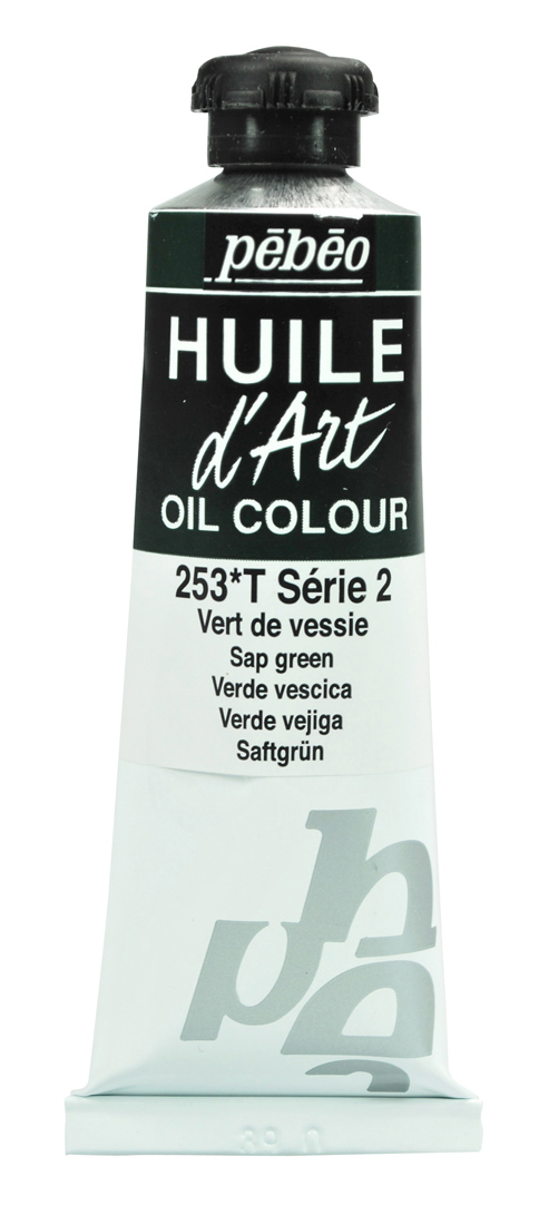 Pebeo Huile d'Art Yağlı Boya  37 ml 253 Sap Green