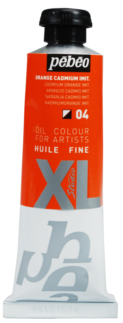 Pebeo Yağlı Boya  XL 37 ml  04 Cadmium orange hue