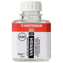 Talens Amsterdam Vernik 114 Parlak 75 ml
