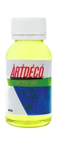 Art Deco 100 ml Keten Yağı