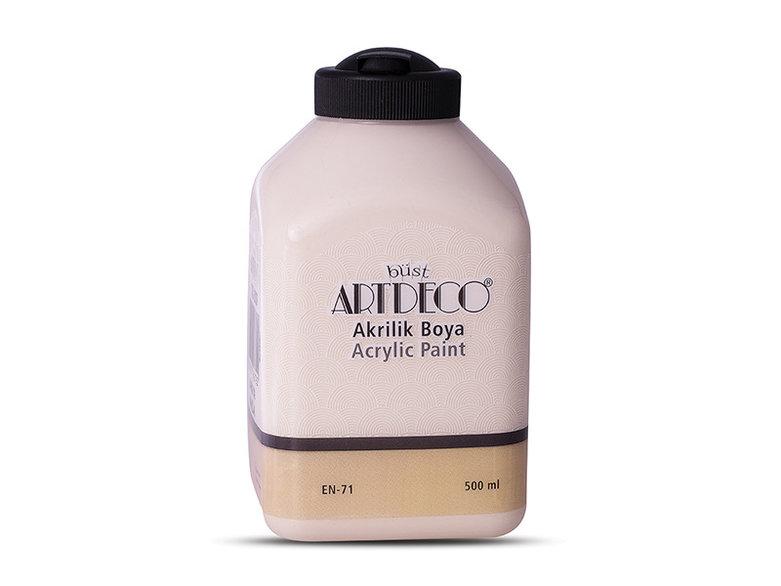 Artdeco Akrilik Boya 500ml Pastel Pembe 3006