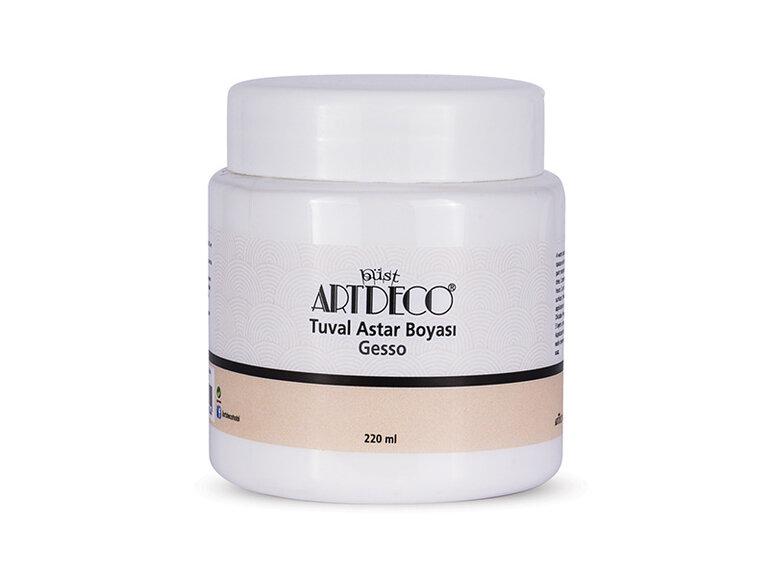 Artdeco Gesso Beyaz Tuval Astarı  220 ml