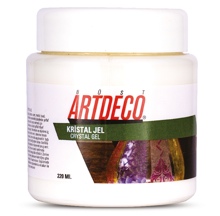 Artdeco Şeffaf Kristal Jel 54N-2100