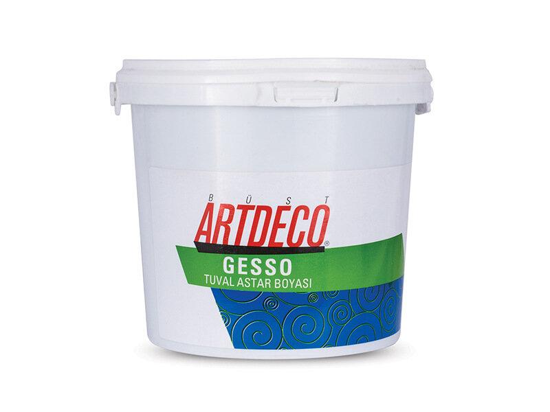 Artdeco Gesso Siyah Tuval Astarı 1000 ml