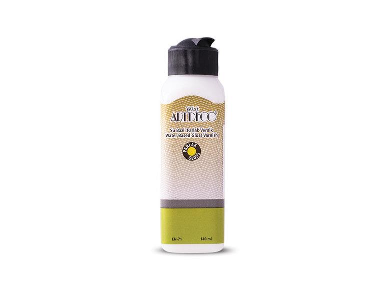 Artdeco Su Bazlı Parlak Vernik 140 ML