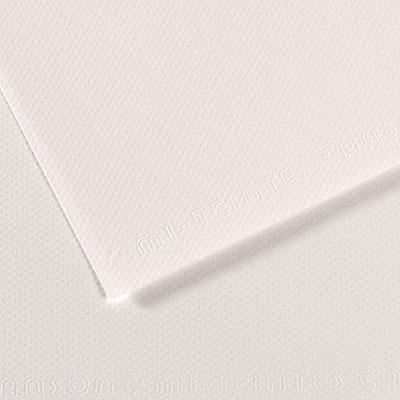 5li PK CANSON mi-teintes 160gr 50x65 PASTEL KAĞIDI  WHITE 335