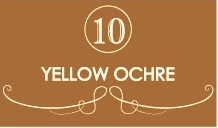 CENOVA 180 ML YAĞLI BOYA 10 YELLOW OCHRE