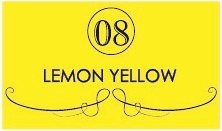 CENOVA 180 ML YAĞLI BOYA  LEMON YELLOW