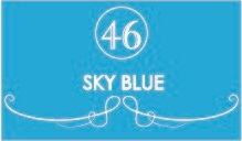 CENOVA 37 ML YAĞLI BOYA 46 SKY BLUE
