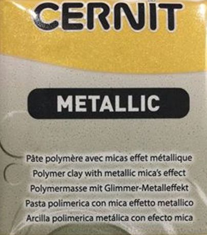 CERNİT 050 GOLD METALİC 56 GR