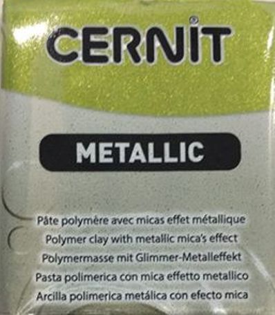 CERNİT 051 GREEN GOLD METALİC 56 GR
