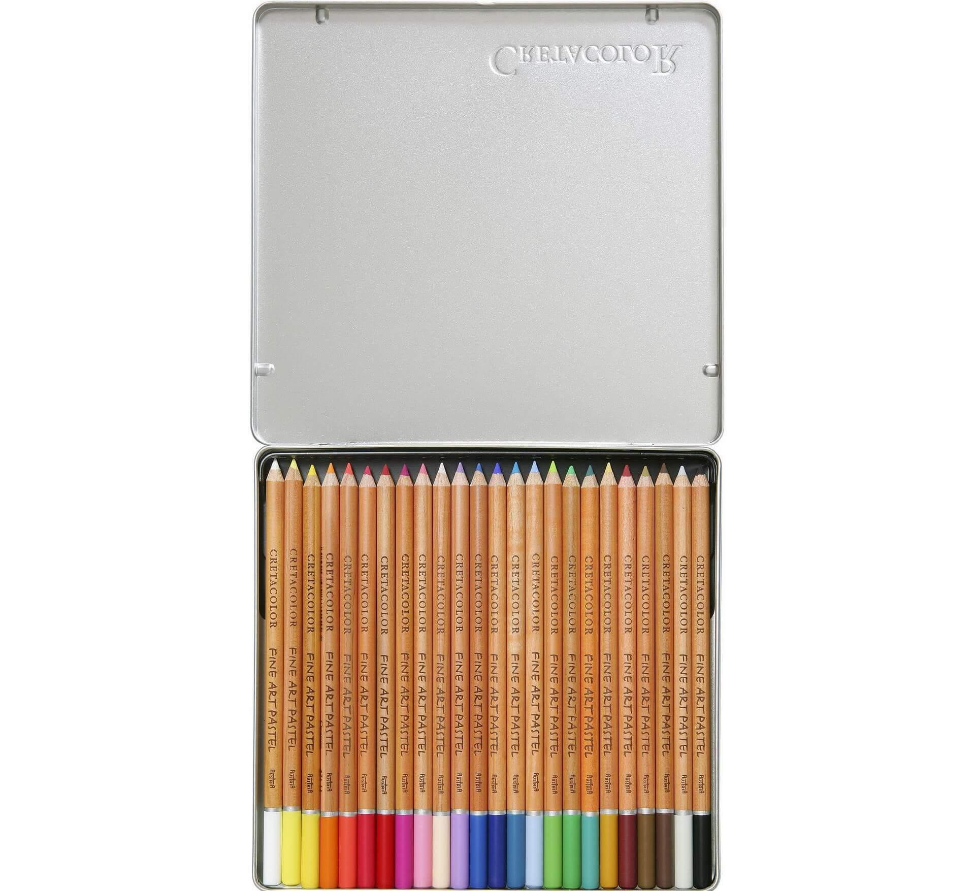 Cretacolor Pastel Kalem Set 24 lü 470 24