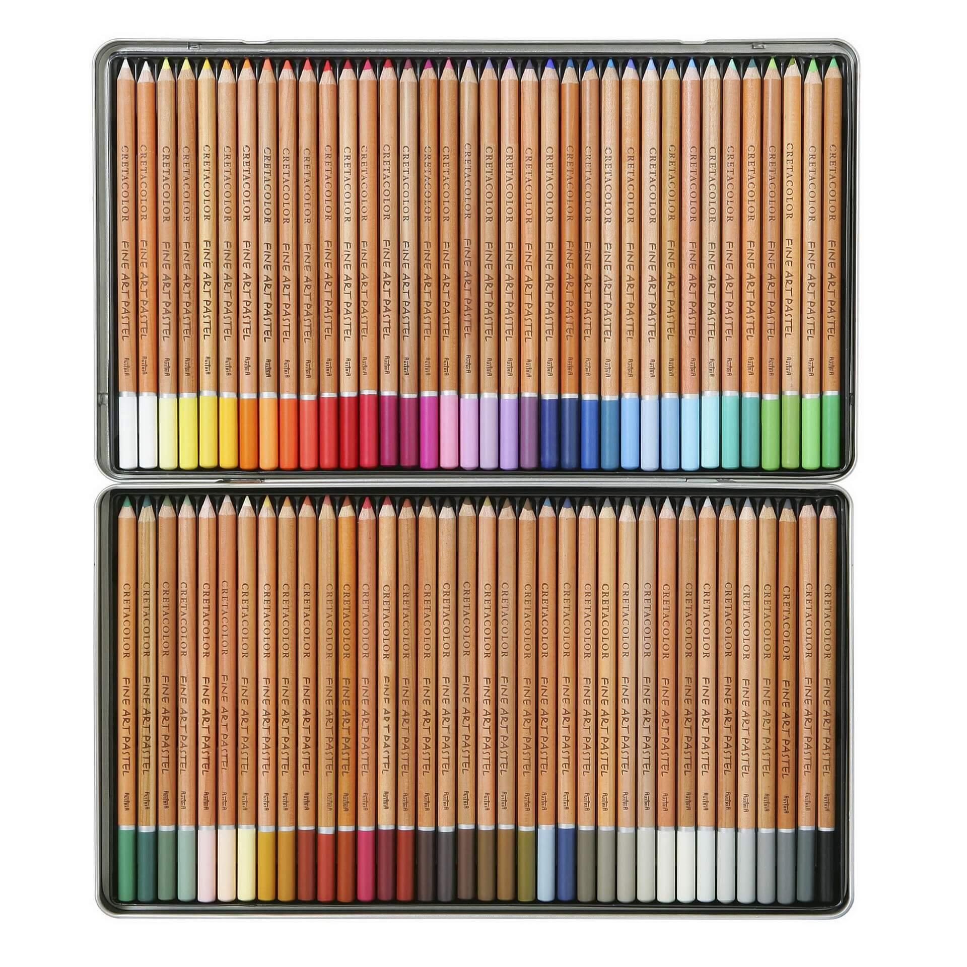 Cretacolor Pastel Kalem Set 72 li 470 72
