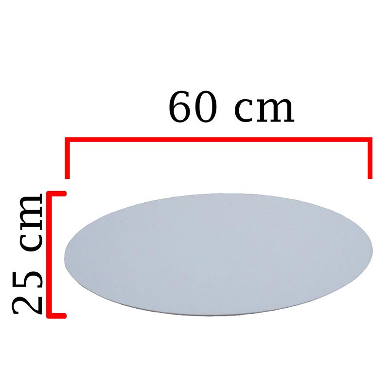 ELİPS TUVAL 20 X 60 CM