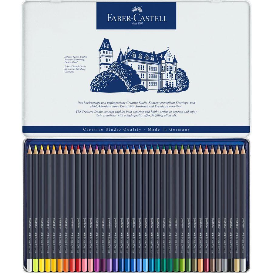 Faber Castell Goldfaber Aqua Sulu Boya  Kalemi  36lı 114636
