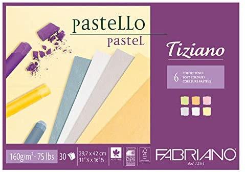 Fabriano Tiziano Pastel Defteri A3 160gr 30 Sayfa