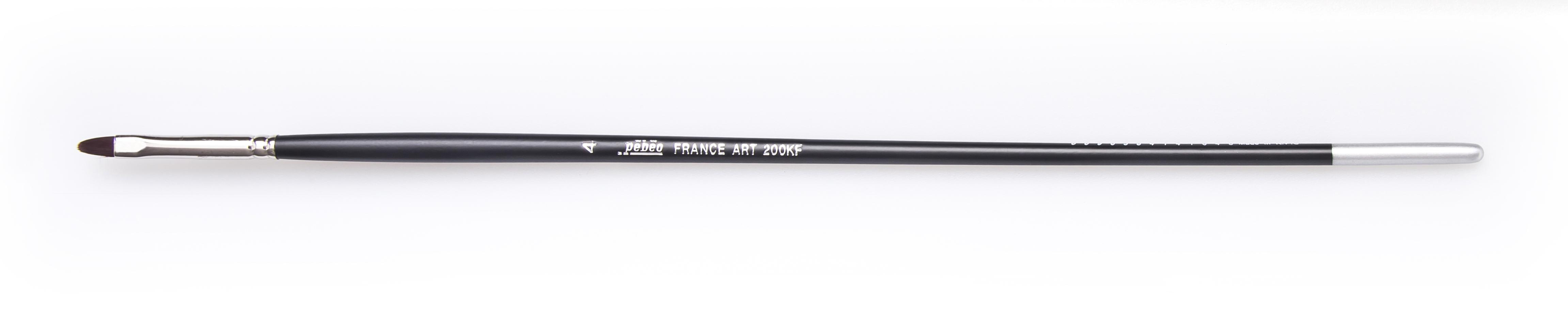 Pebeo Kedi Dili Fırça 200KF No:4