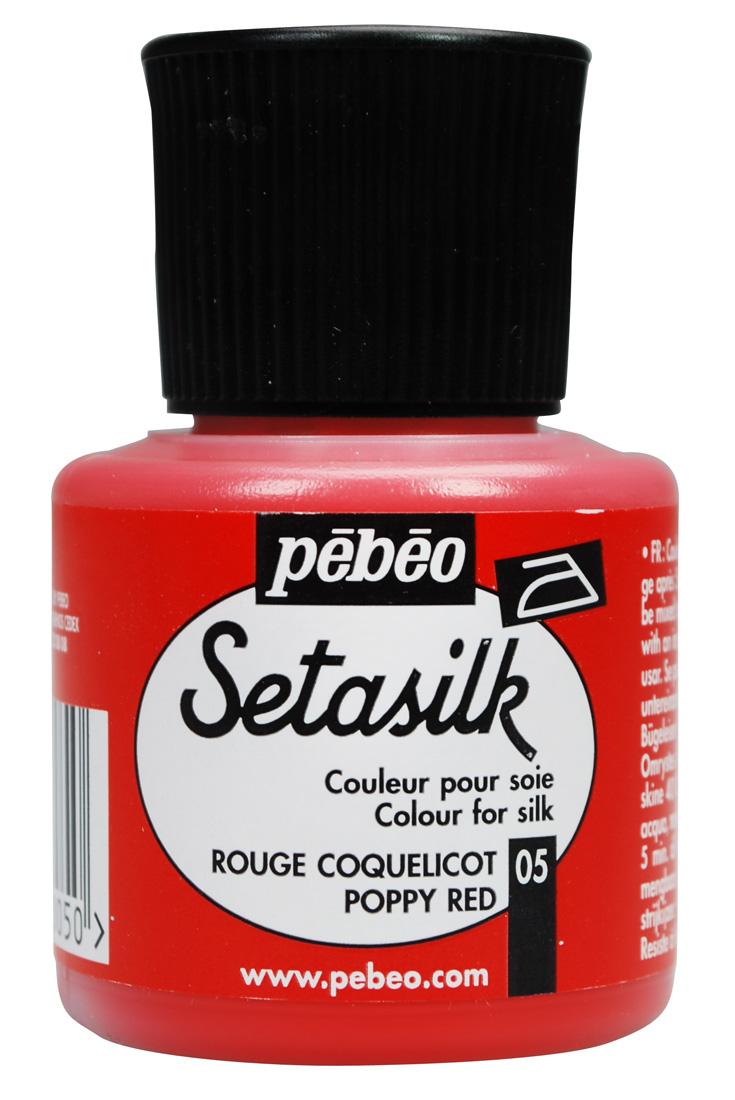 Pebeo Seta Silk 45 cc İpek Boyası 28 Salmon
