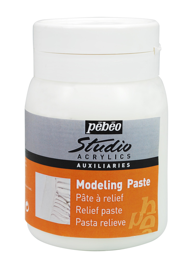 PEBEO STUDİO 1000 ML MODELİNG PAST RÖLYEF MACUNU