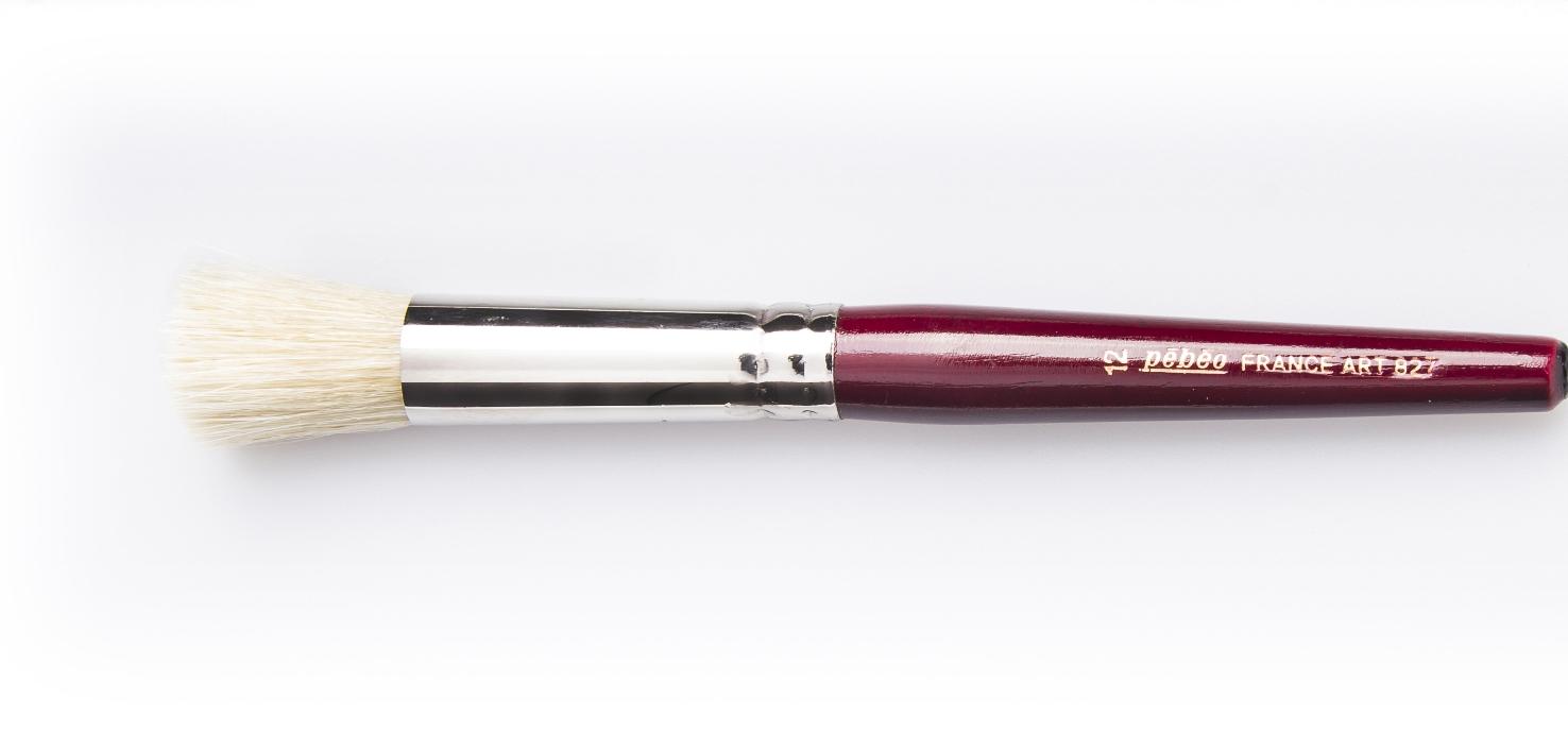 Pebeo Tampon Stencil  Fırçası 827 Seri No: 12