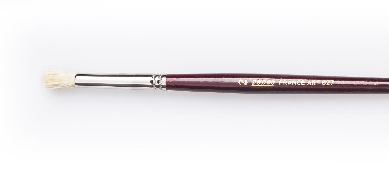 Pebeo Tampon Stencil  Fırçası 827 Seri No: 2