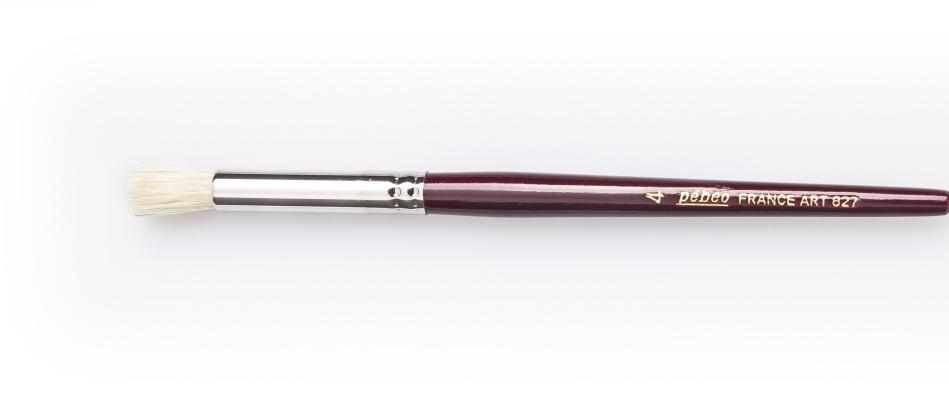 Pebeo Tampon Stencil  Fırçası 827 Seri No: 4