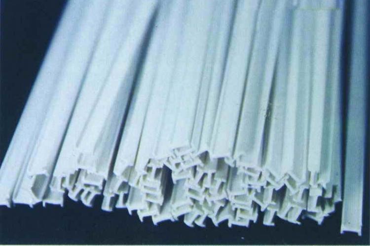 Plastik Çıta T  1mmx2mm 50cm 10Lu