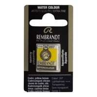 REMBRANDT SULU BOYA TABLET CADMIUM YELLOW LEMON 207