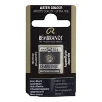REMBRANDT SULU BOYA TABLET IVORY BLACK 701