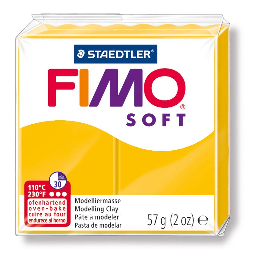 Staedtler Fimo Soft Polimer Kil 57 GR. Sunflower 8020-16