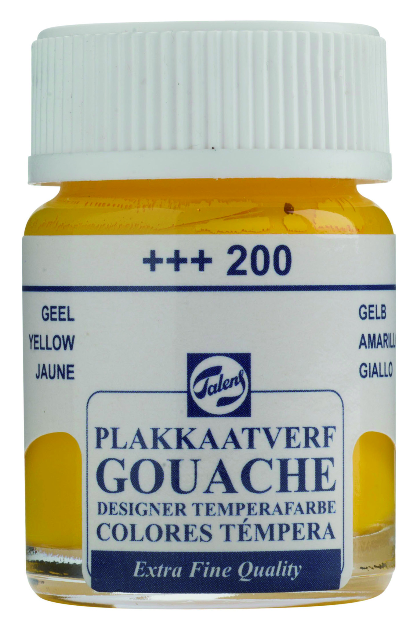 Talens 16 ml Guaj Boya 200 Yellow