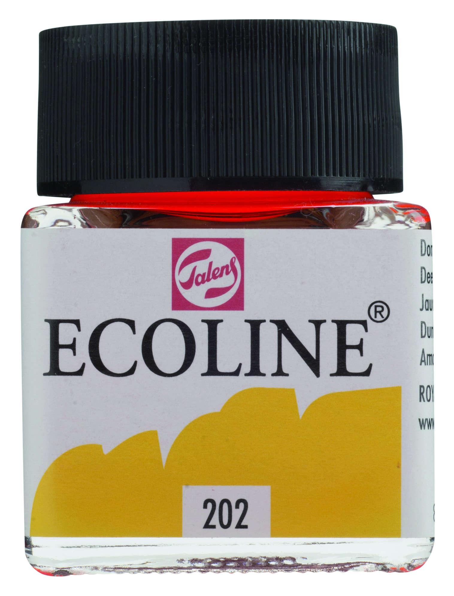 TALENS ECOLİNE MÜREKKEP 30 ML DEEP YELLOW 202