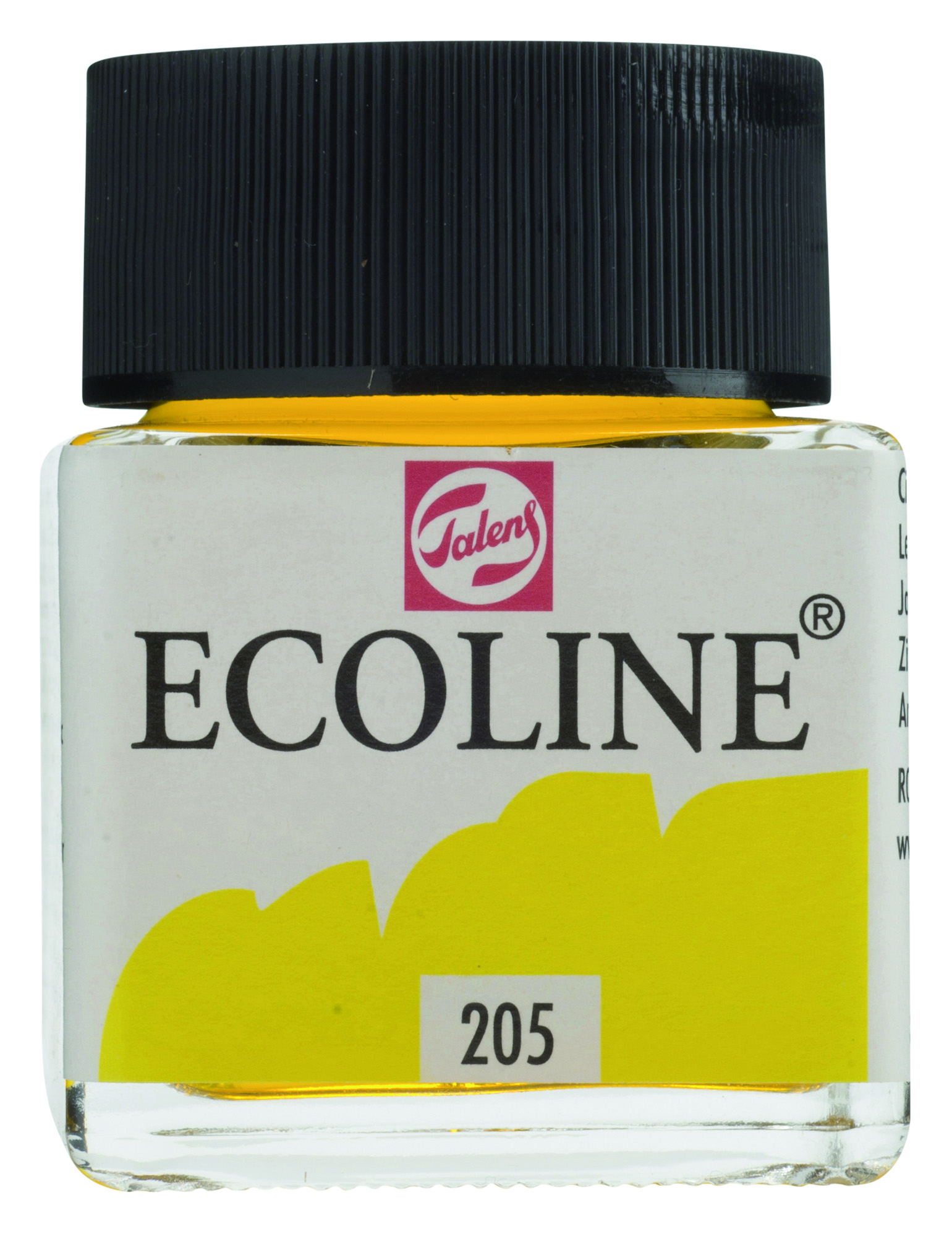 TALENS ECOLİNE MÜREKKEP 30 ML LEMON YELLOW 205