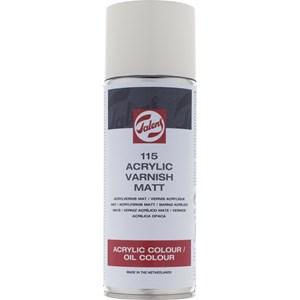 Talens Sprey Vernik 400 ml Mat 115 Oil/Acrylic