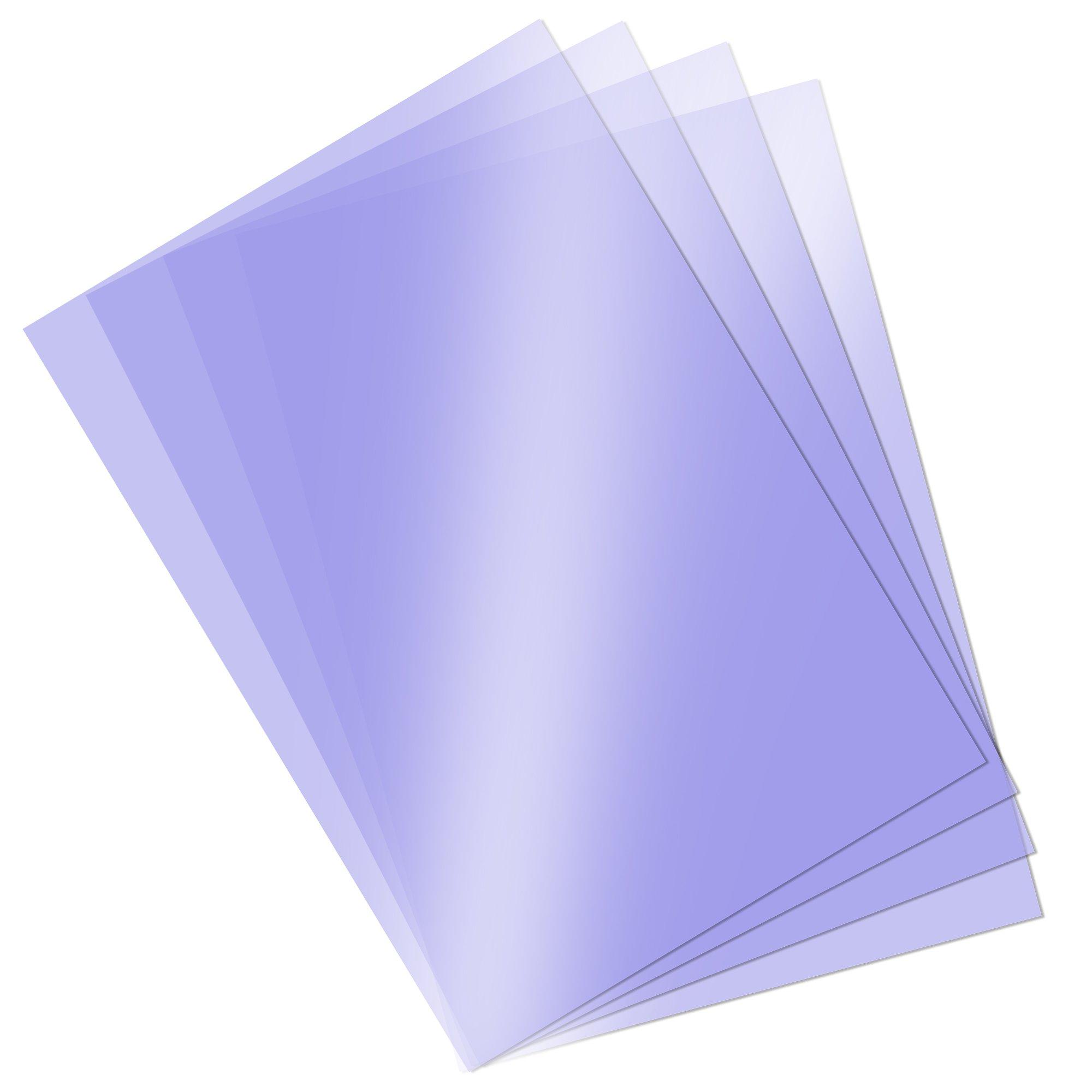 Transparan Asetat A4 Şeffaf