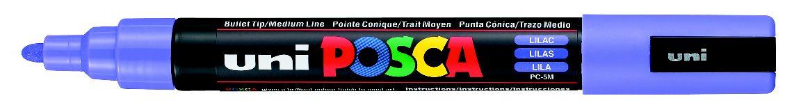 UNİ POSCA MARKER KALEM PC-5M 1,8MM-2,5MM LİLA