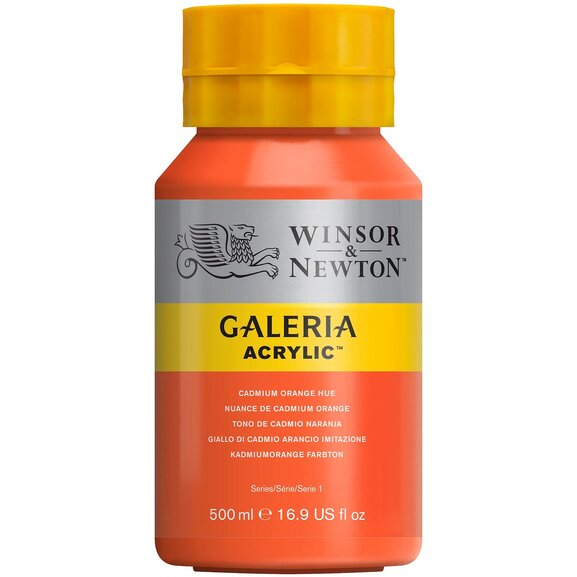 WN Galeria A.Boya 500ml Cadmium Orange Hue 090