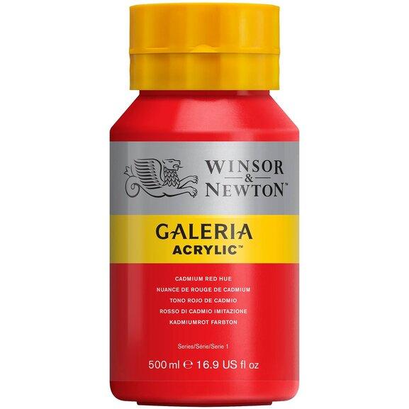 WN Galeria Akrilik Boya 500ml Cadmium Red Hue 095