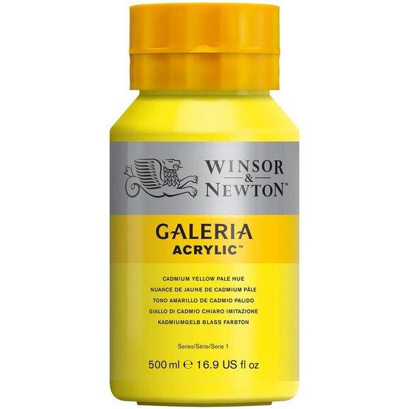 WN Galeria Akrilik Boya 500ml Cadmium Yellow Pl.Hue 114